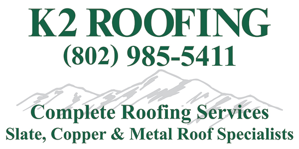 K2 Slate Amp Metal Works K2 Roofing